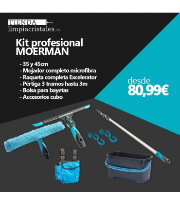 Kit profesional MOERMAN