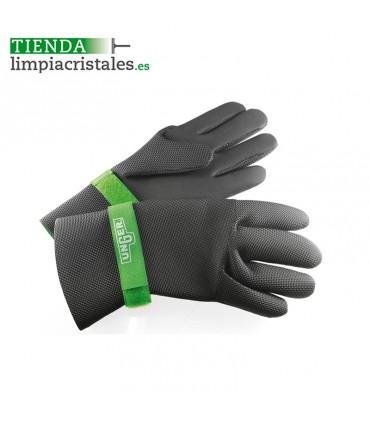 Luvas para proteção contra o frio