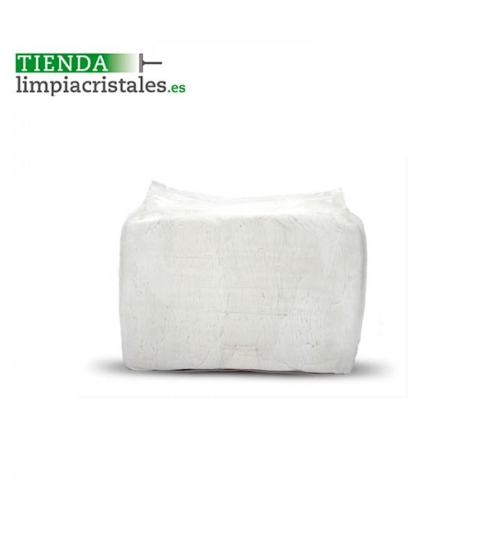 Paquete de trapos 5Kg 100% algodón