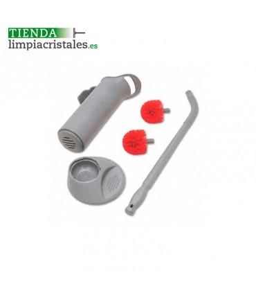 Escova ergonómica de sanita