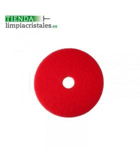 Disco de Mantenimiento Rojo