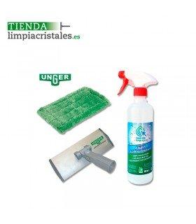 Kit de limpeza para interior de água osmotizada